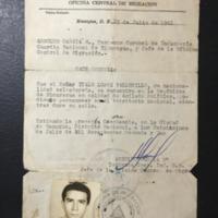 ILV's asylum document Nicaragua, LVFA.jpg